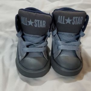 Converse all star lace up hi top shoes